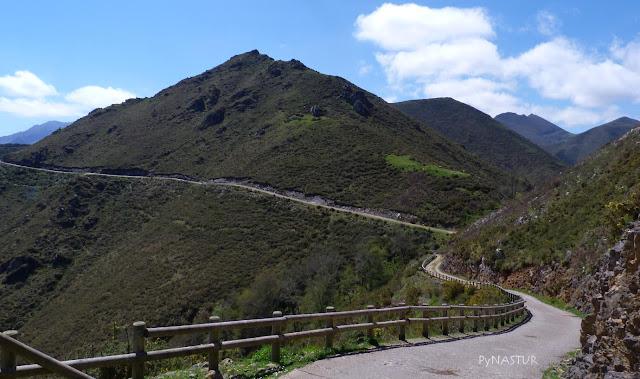 Pico Torre - Sierra de Pesquerín - Piloña