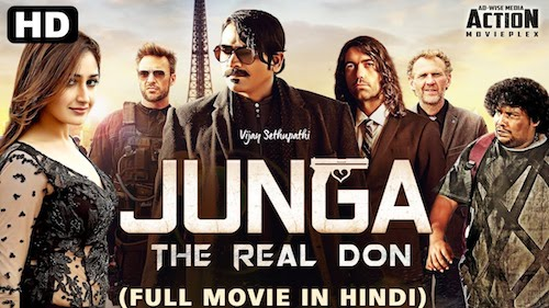 Junga The Real Don 2019 Hindi Dubbed Full Movie Download