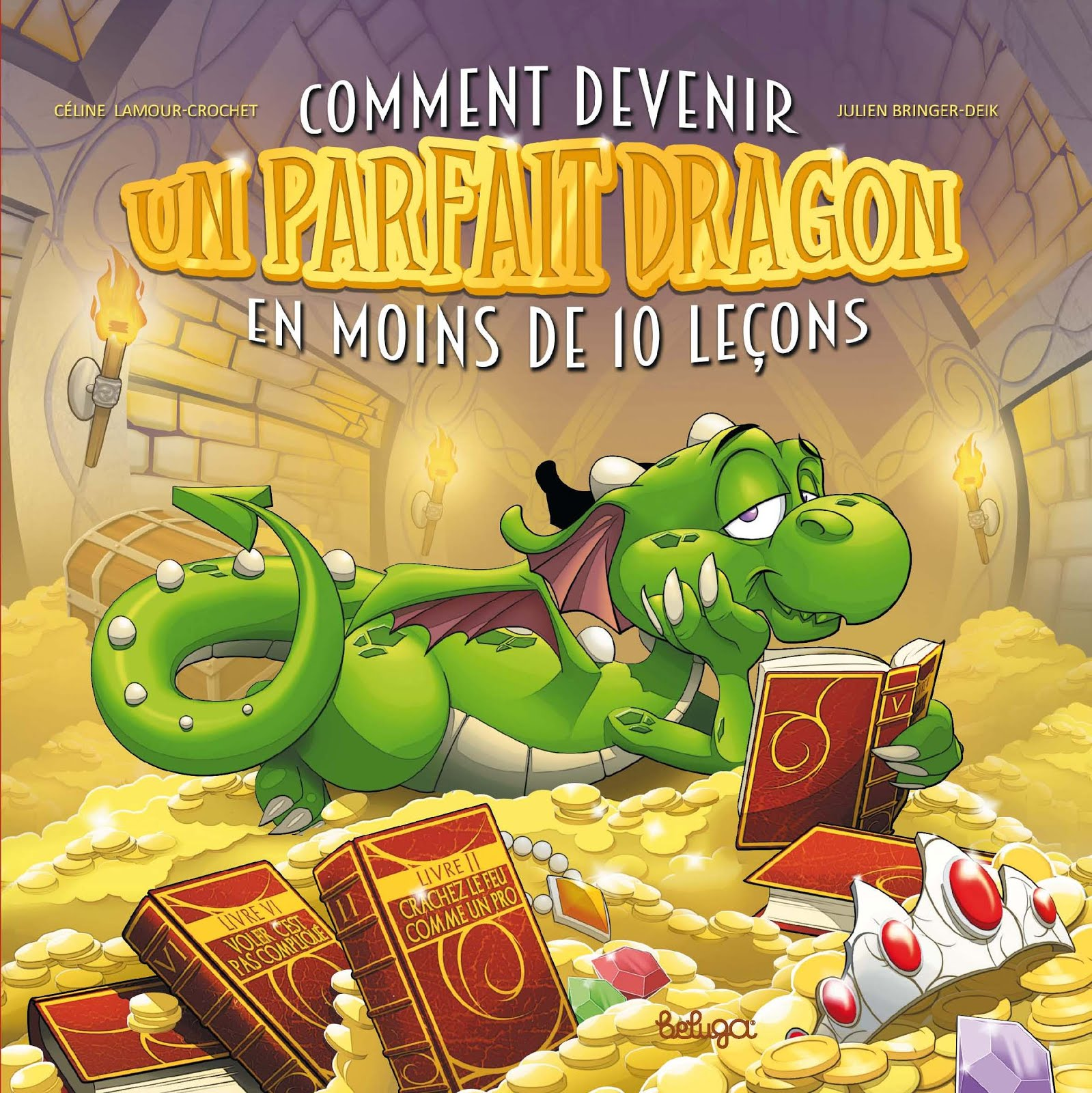 Comment devenir un parfait dragon...