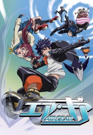 Download [Batch] Air Gear BD Subtitle Indonesia
