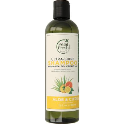 Petal Fresh aloes i citrus szampon nabłyszczający