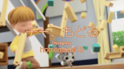 Chi's Sweet Home (2016) Capítulo 13 Sub Español