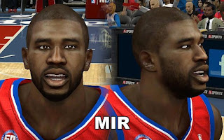 NBA 2K13 76ers - Jason Richardson