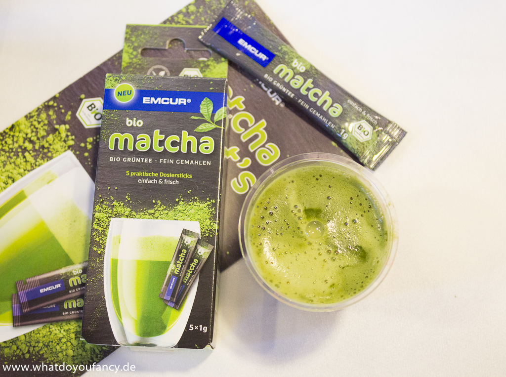 beautypress Bloggerevent Emcur Matcha