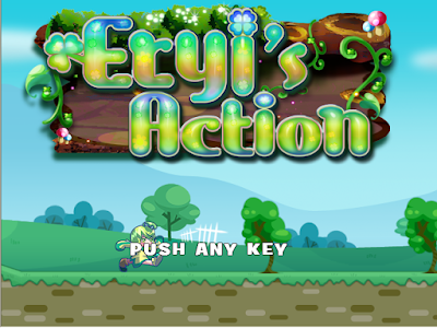 Free Download Game Eryi's Action Full Version
