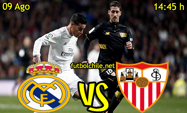 Ver stream hd youtube movil android ios iphone table ipad windows mac linux resultado en vivo, online: Real Madrid vs Sevilla