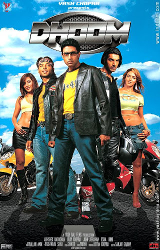 Dhoom (2004) Movie Poster