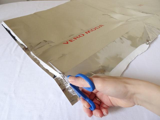 DIY- folding paper lamp