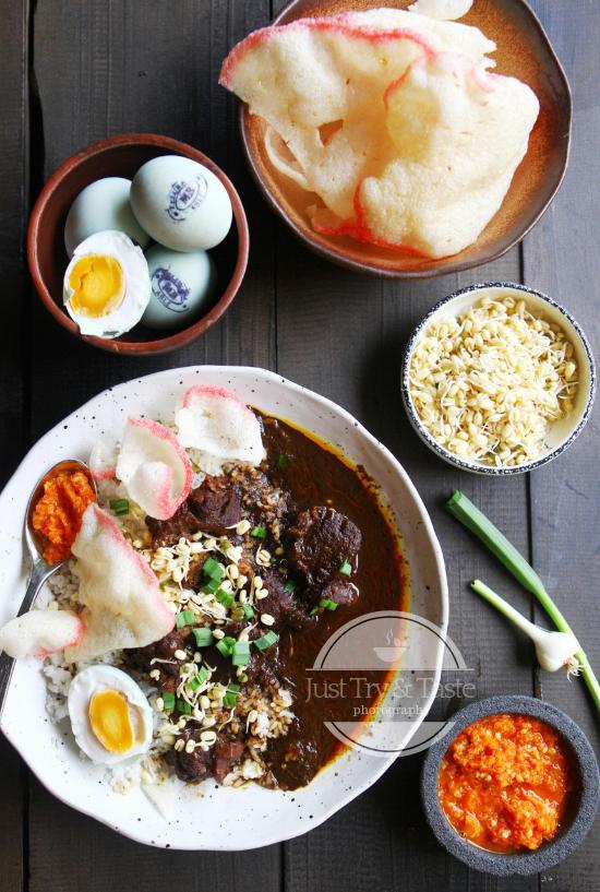 Bumbu Rawon Surabaya : bumbu, rawon, surabaya, Resep, Rawon, Taste