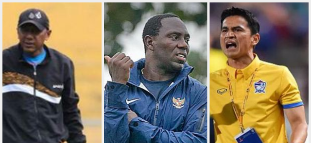 Rahmad, Jackson, Kiatisuk Calon Pelatih Persib Bandung Musim Depan