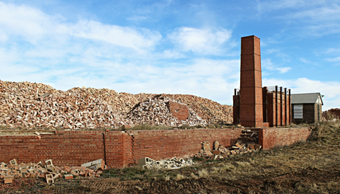 redcliff ixl brick factory demolition