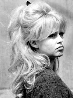 Brigitte Bardot Updo