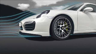 new 911 Turbo models as a combination of a multi-stage