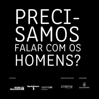 """Cineclube do Sesc Registro-SP exibe o documentário """"Precisamos falar com os Homens?"""""""