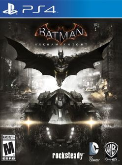 Batman Arkham Knight Arabic