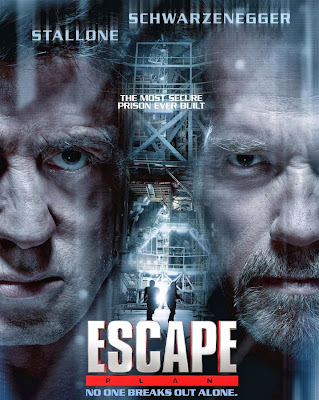 Poster Of Hollywood Film Escape Plan (2013) In 300MB Compressed Size PC Movie Free Download At worldfree4u.com