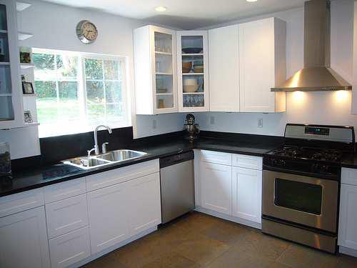 L Shaped Kitchen Set Kitchen Set Design Layout Tips Type
