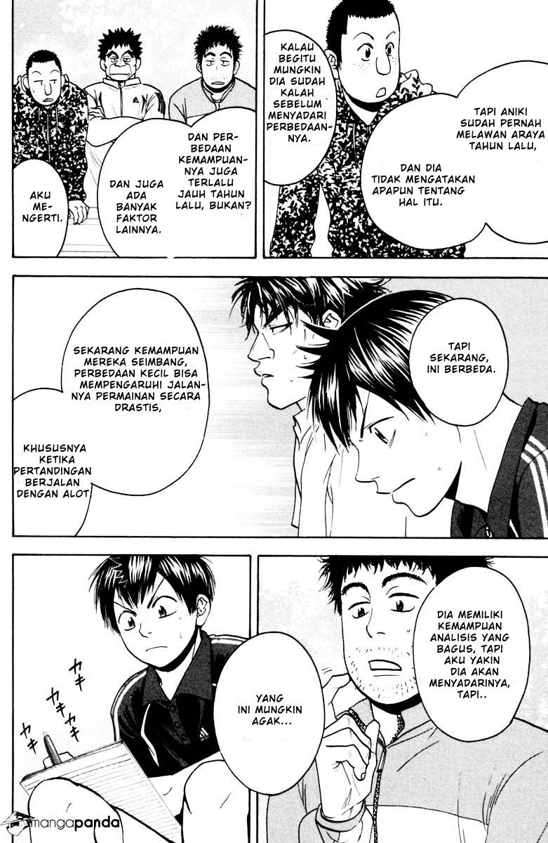 Komik baby steps 117 - chapter 117 118 Indonesia baby steps 117 - chapter 117 Terbaru 4 Baca Manga Komik Indonesia