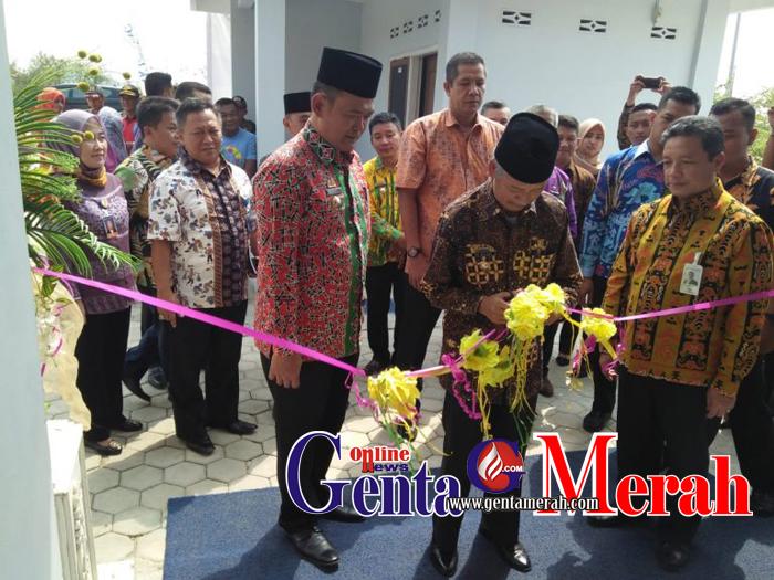 Bank Lampung Berikan Deviden Rp1,66 Milyar Pada Pemkab Pringsewu
