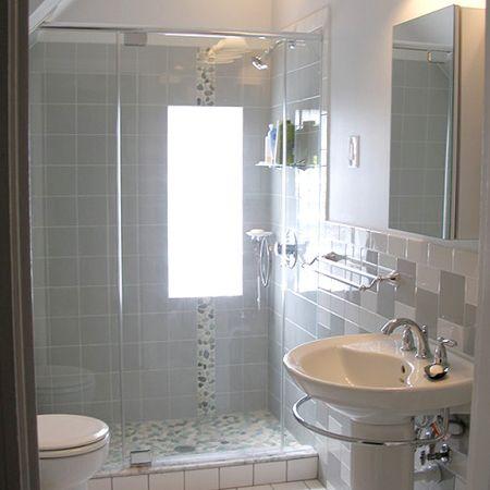 50 desain interior kamar mandi kecil sederhana Redesigning small bathrooms