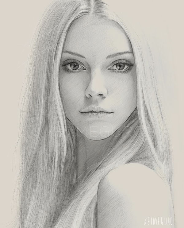 09-Elle-Evans-Kei-Meguro-Traditional-and-Digital-Art-Portraits-in-New-York-www-designstack-co