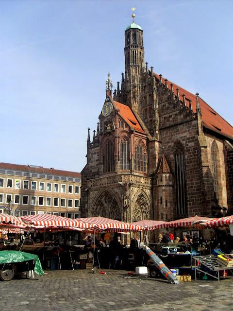 Iglesia de Nuestra Señora de Núremberg