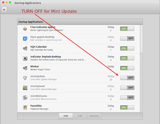 LINUX SOFTWARE - BEST LINUX EQUIVALENT SOFTWARE: How to Turn Off / Disable Automatic Updates Linux Mint