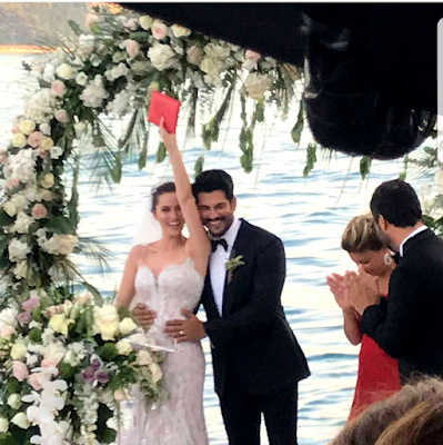 Fahriye Evcen and Burak Özçivit said YES