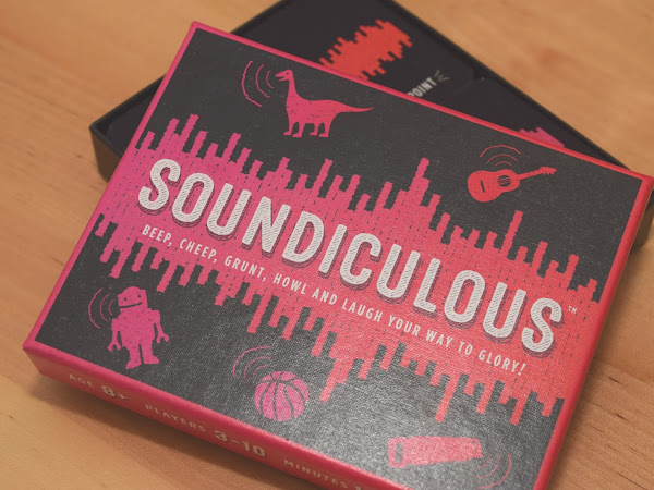 Game Night with Soundiculous