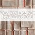 Zapowiedzi książkowe - czerwiec 2018
