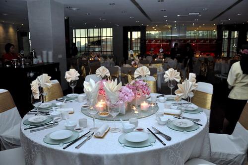 chinese restaurant wedding, small size