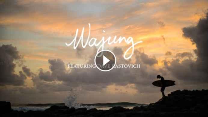 WAJUNG FEATURING DAVE RASTOVICH