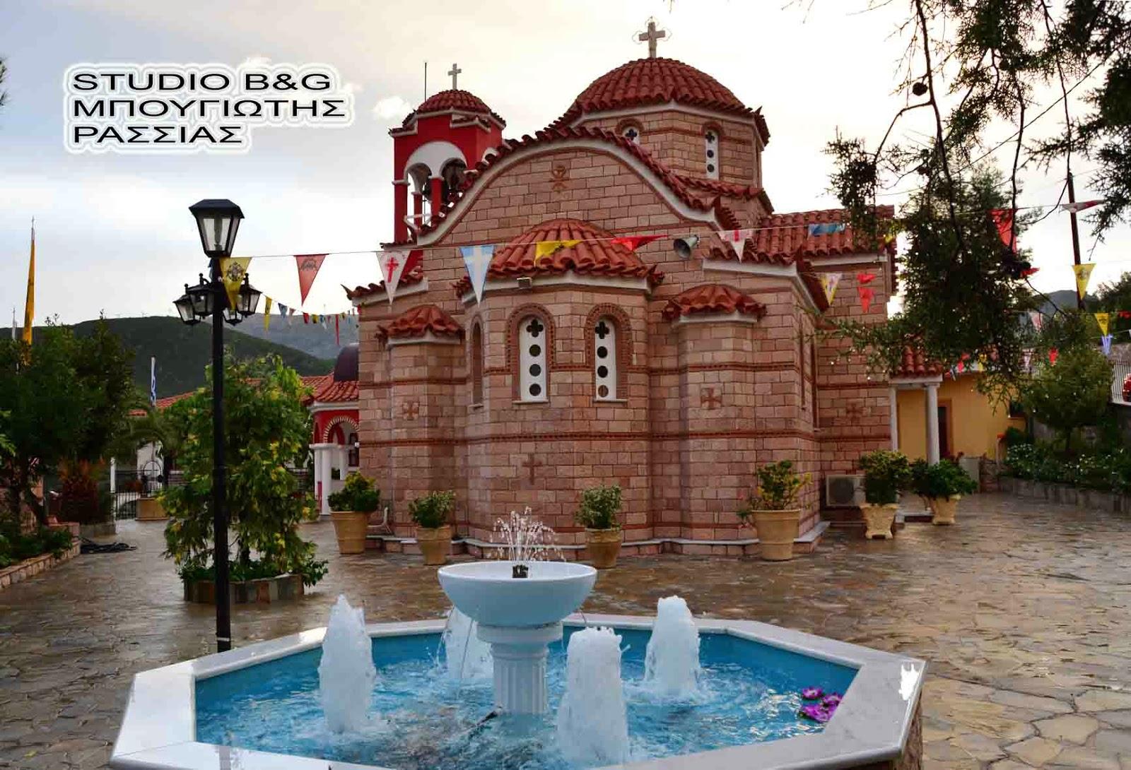 Ομιλία στο ιερό προσκύνημα Αγίου Ιγνατίου Ζόγκα Ελληνικού Άργους