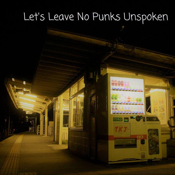 VA - Let's Leave No Punks Unspoken Compilation #3