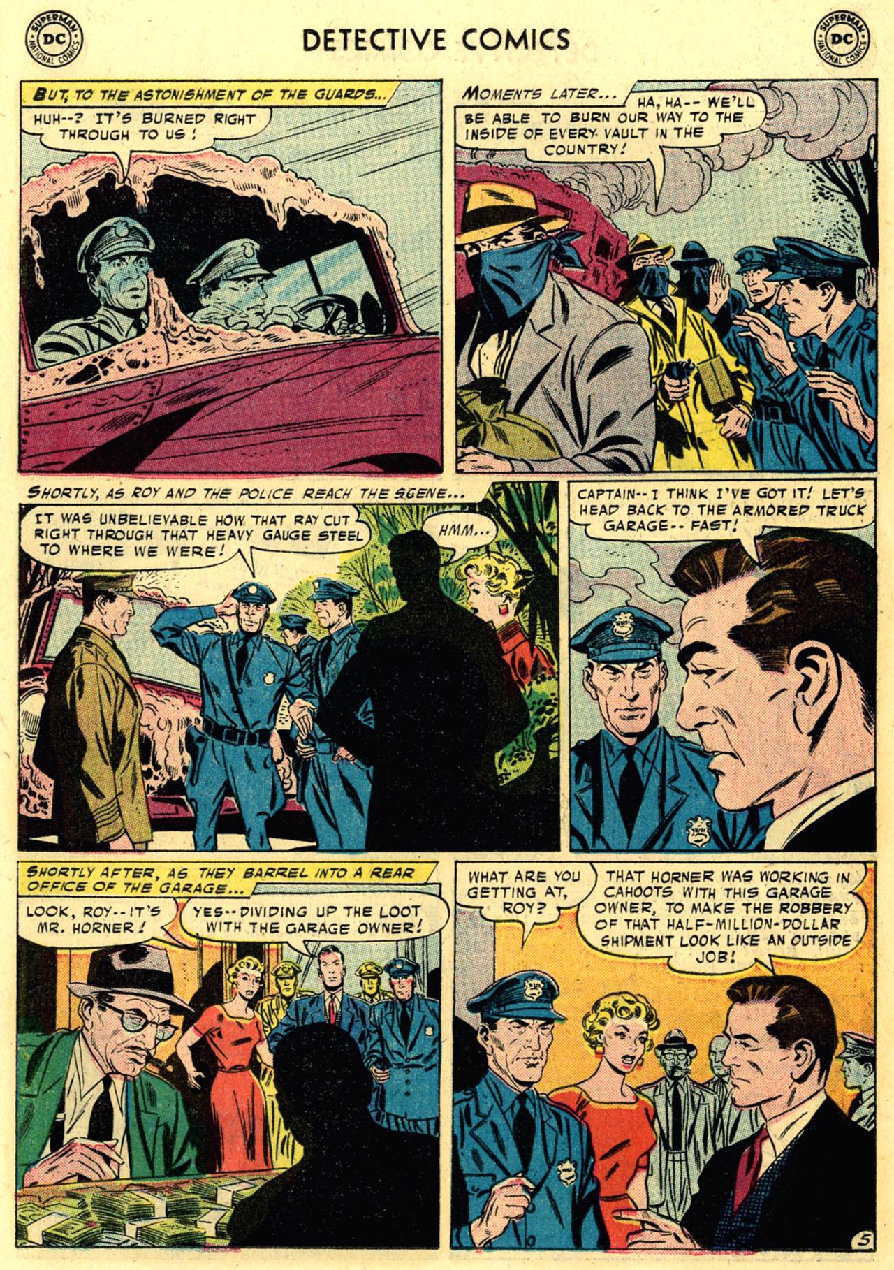 Read online Detective Comics (1937) comic -  Issue #245 - 22