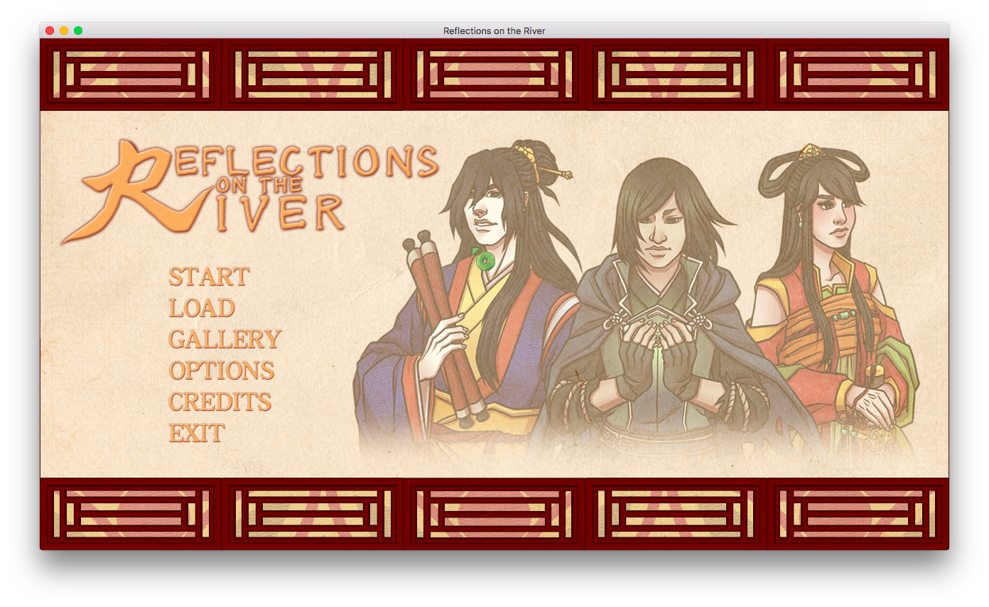otometwist review nanoreno reflections on the river