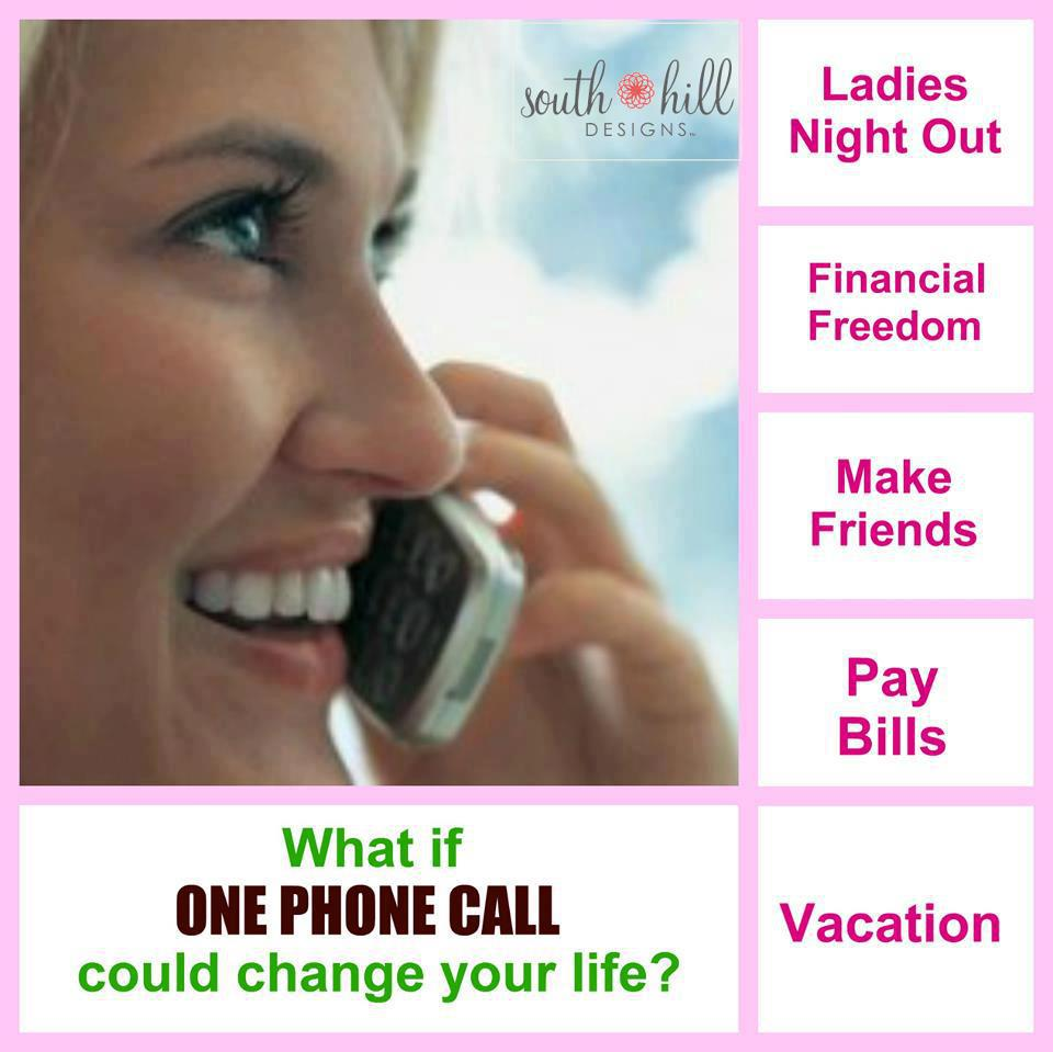 A story about a telephone call which change your life