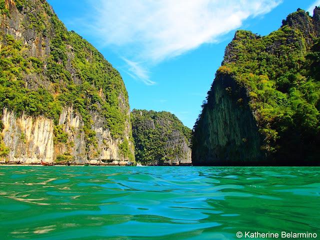 Pileh Lagoon, Thailand