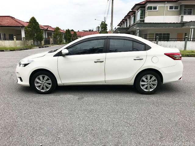 Toyota Vios E Spec