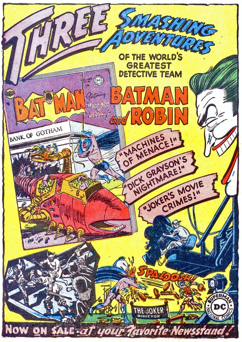Detective Comics (1937) 202 Page 41