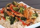 QUICK AND EASY TURKEY STIR-FRY