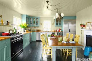 Warna Cat Terbaik Untuk Dapur