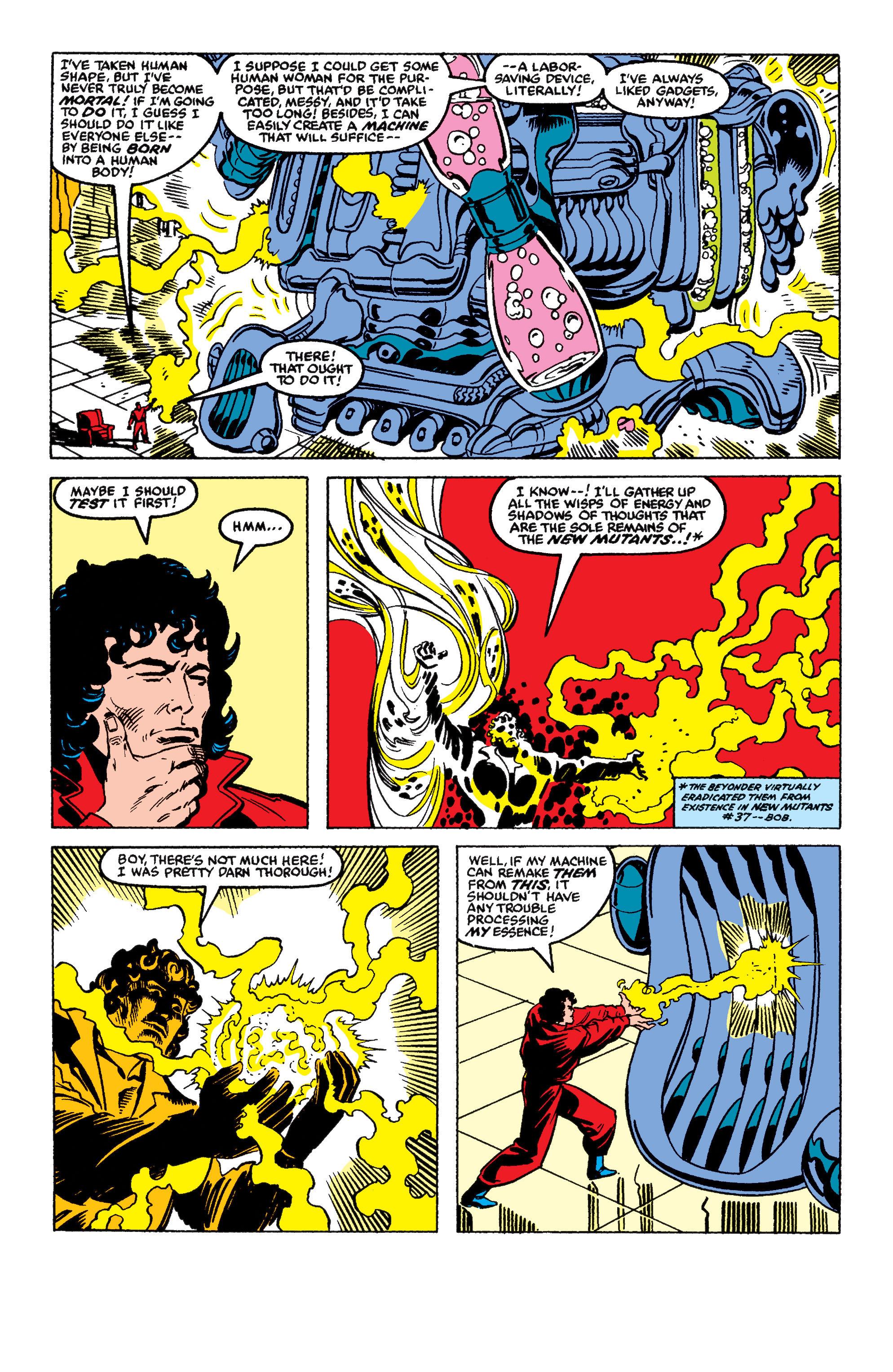 Read online Secret Wars II comic -  Issue #9 - 11