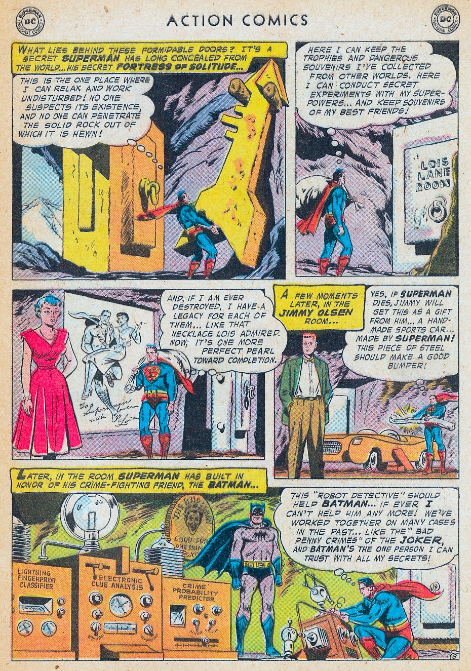 Read online Action Comics (1938) comic -  Issue #241 - 5