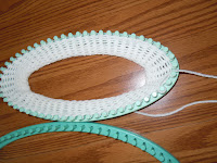 Small Oval Knitting Loom from Leisure Arts