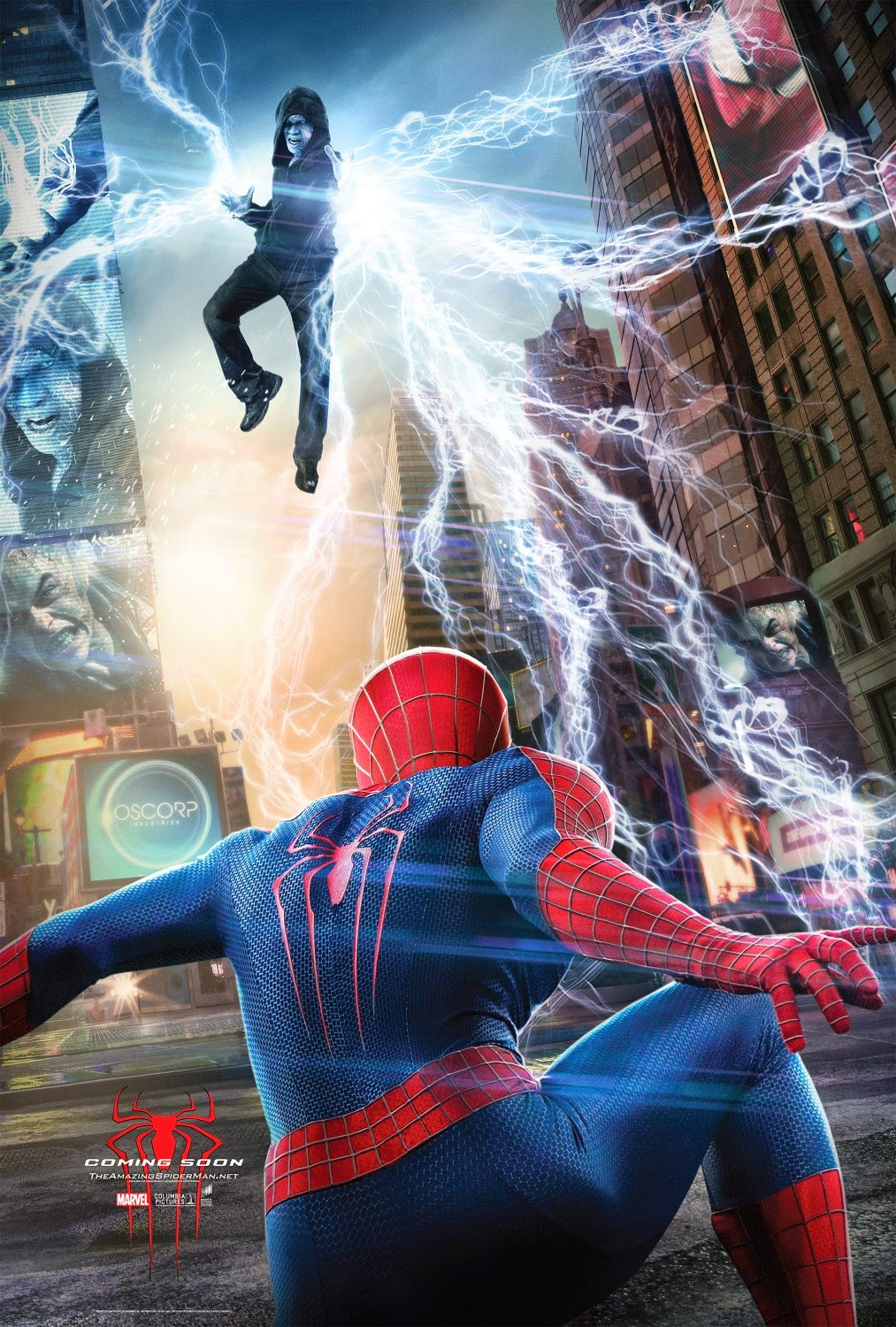 "The Blot Says...: The Amazing Spider-Man 2 ""Spider-Man vs ..."
