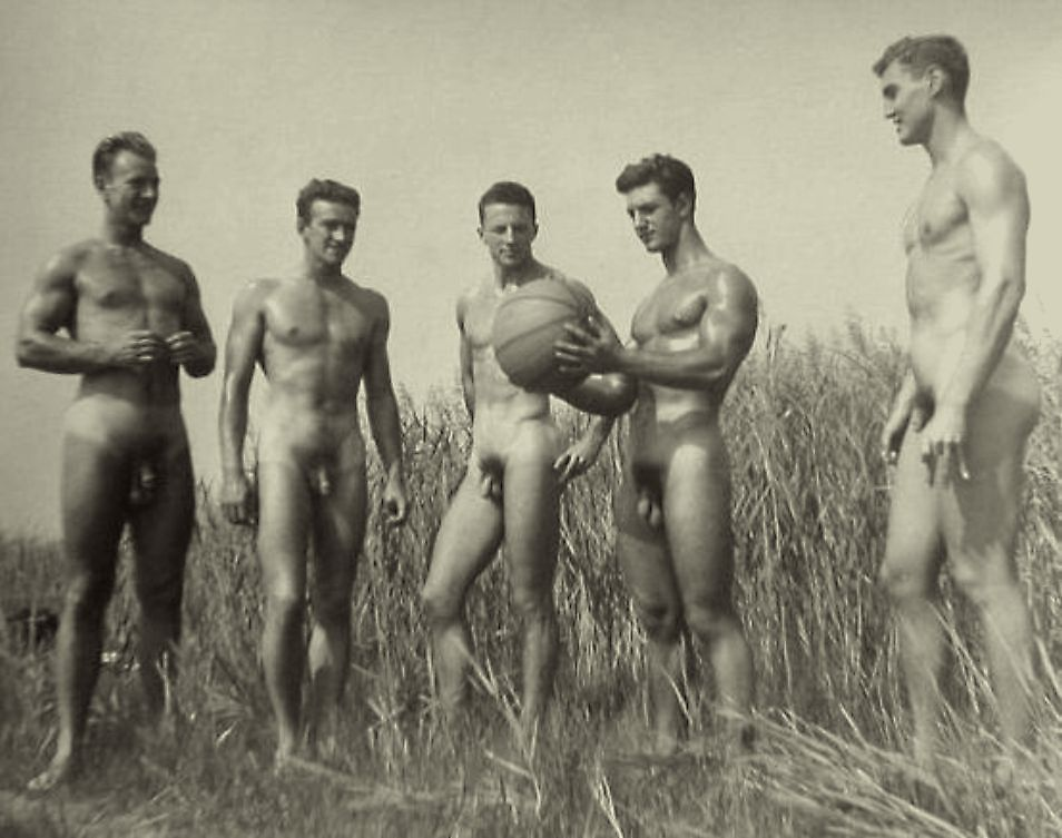 from Sterling naked male life guards