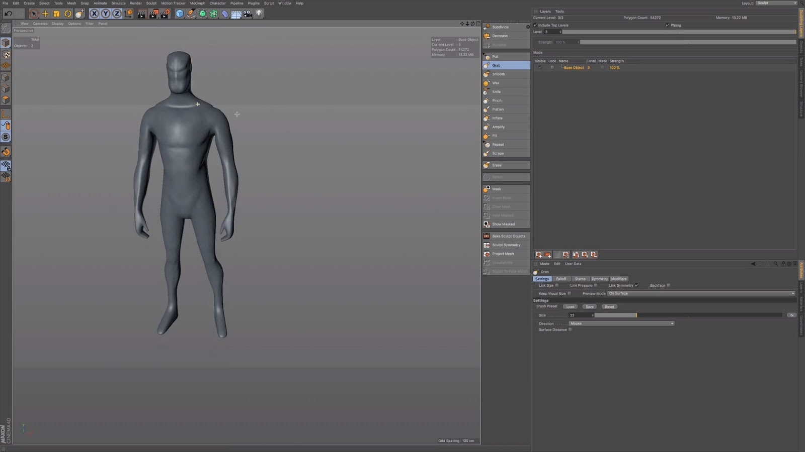 Character Design Cinema 4d Tutorial : Workflows for creating characters in cinema d cg tutorial