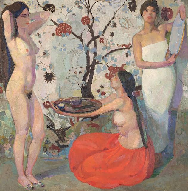 Guillermo Laborde: Lo specchio