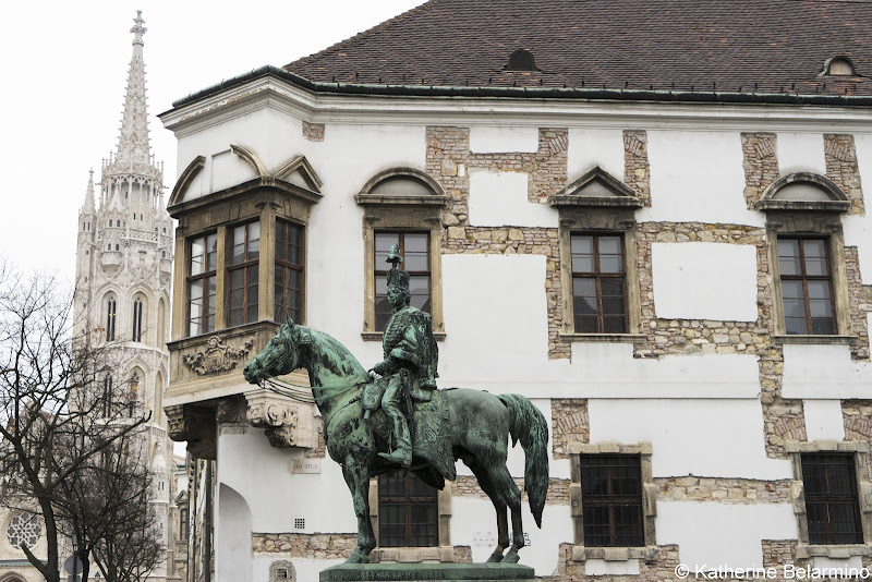 Buda Castle Hill What to Do in Budapest in One Day
